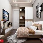 Nhà mẫu căn hộ richmond city 1