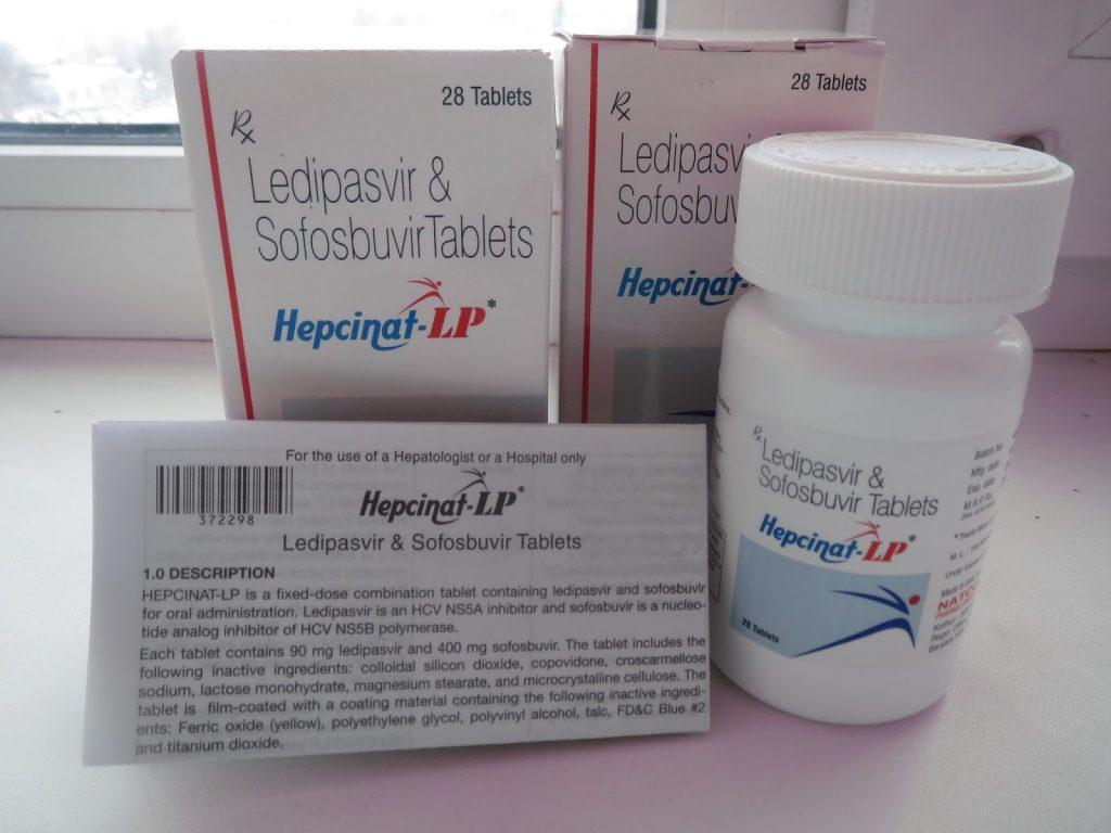 hepcinat lp medicine