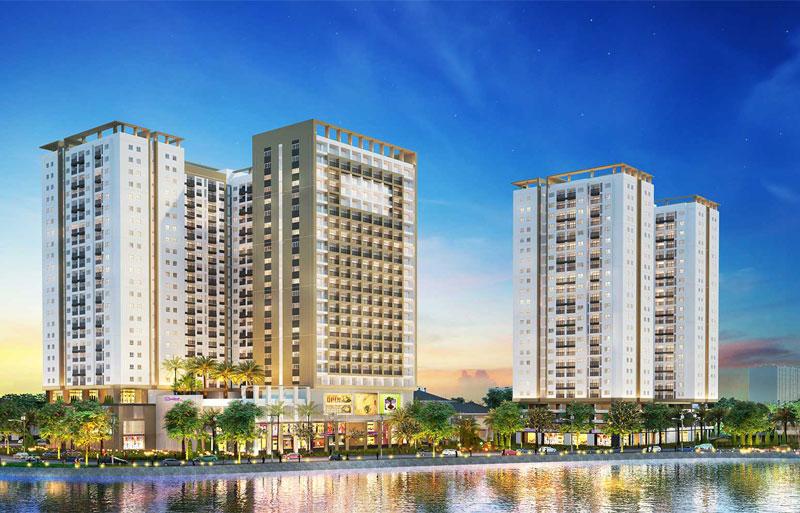 Ban lai can ho richmond city