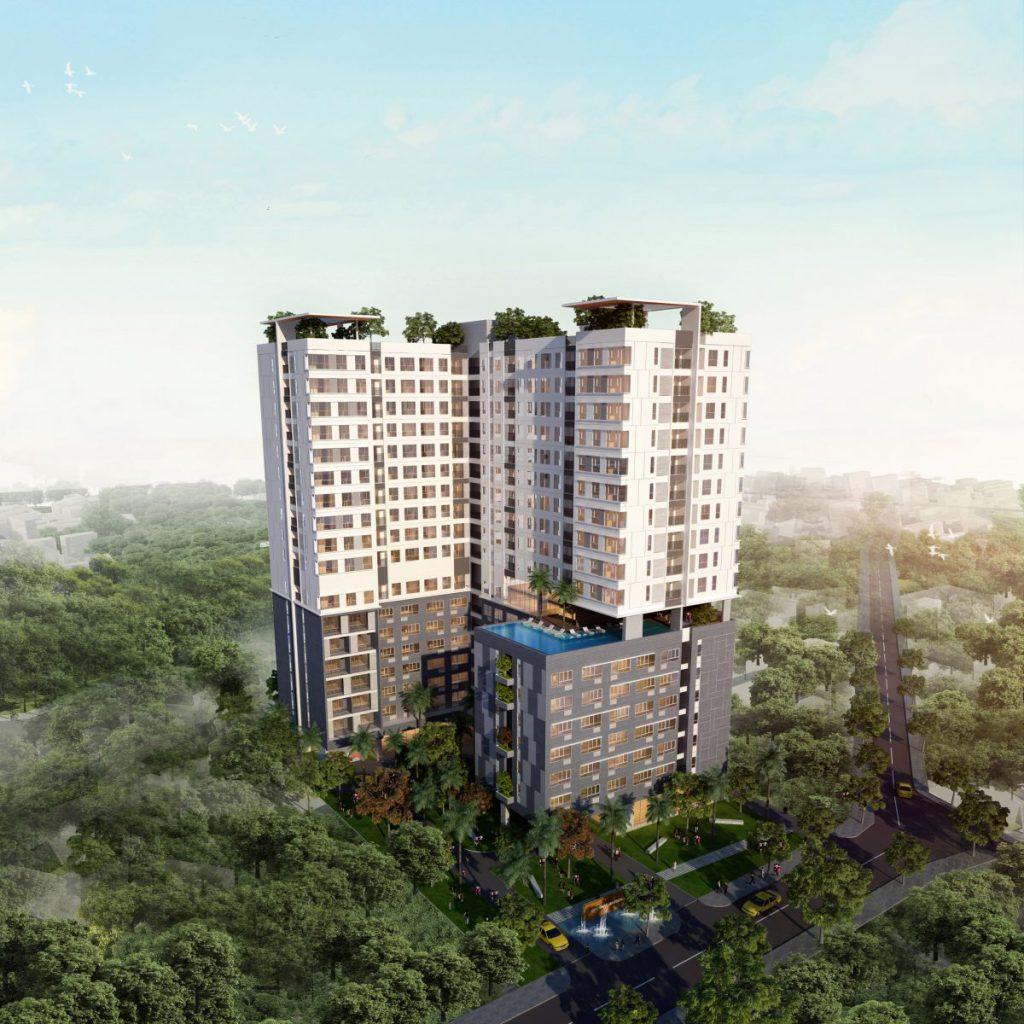 Giới thiệu dự án căn hộ chung cư Orchard Garden