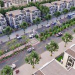 Dự án Biệt thự nhà phố Lavilla Green City Trần Anh Long An