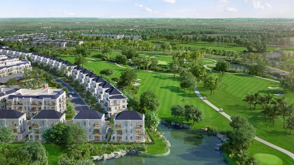Dự án West Lakes Golf & Villa